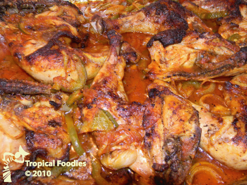 A Creole Style Chicken In Sauce For A Whole New Take On Poultry