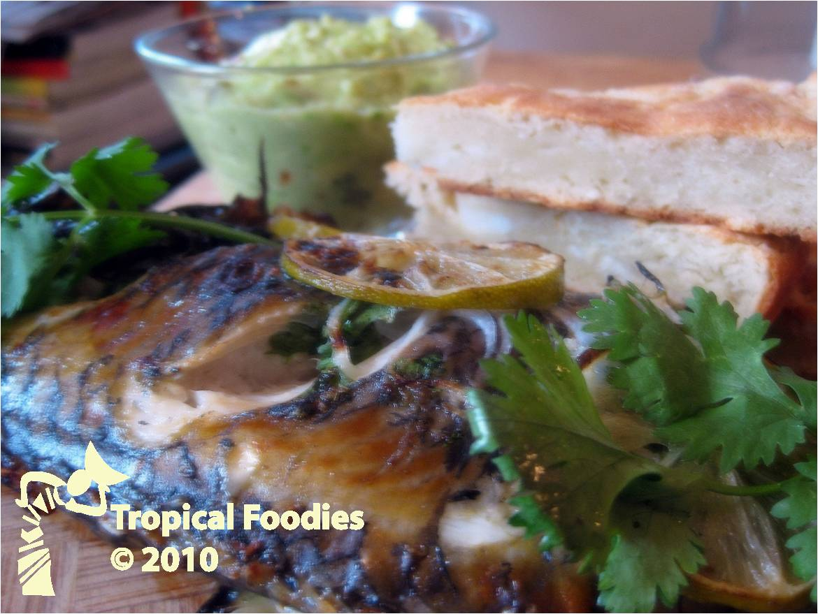 Cuban grilled tilapia or when simple wins the day tropical foodies cuban grilled tilapia or when simple wins the day forumfinder Choice Image