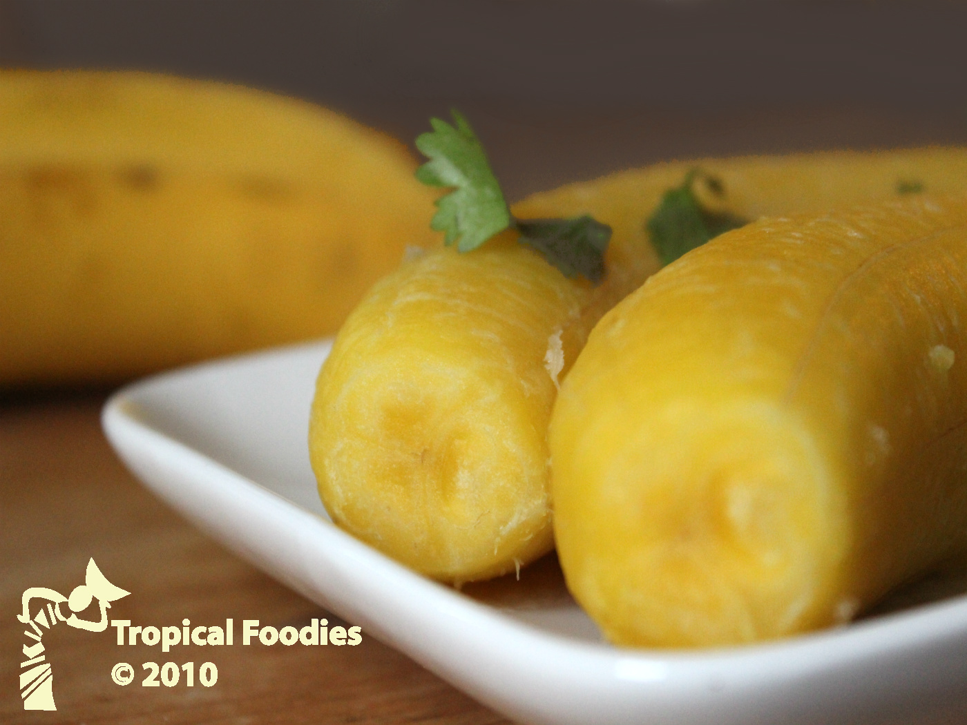 How To Boil Plantains